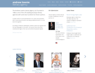 dev.andrewlownie.co.uk screenshot