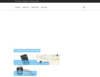 dev.appskeep.com screenshot