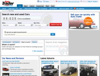 dev.autotrader.co.za screenshot