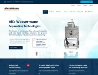 dev.awst.com screenshot
