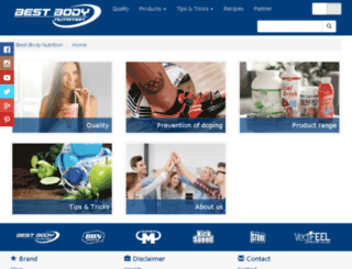 dev.best-body-nutrition.com screenshot