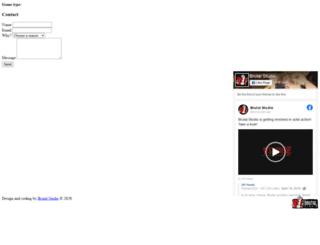 dev.brutalstudio.net screenshot