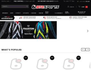 dev.btosports.com screenshot