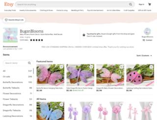 dev.bugs-n-blooms.com screenshot