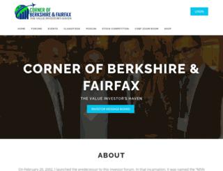 dev.cornerofberkshireandfairfax.ca screenshot
