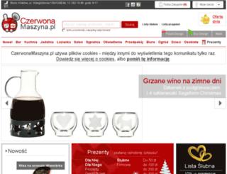 dev.czerwonamaszyna.pl screenshot
