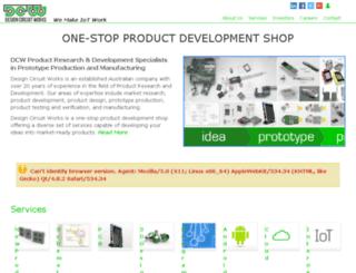 dev.designcircuitworks.com screenshot