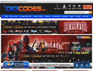 dev.digicodes.net screenshot
