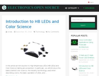 dev.emcelettronica.com screenshot