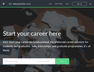 dev.graduateland.com screenshot