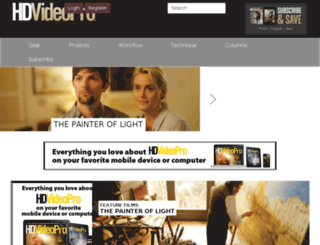 dev.hdvideopro.com screenshot
