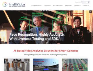 dev.intelli-vision.com screenshot