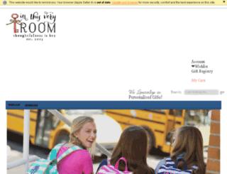 dev.inthisveryroom.com screenshot