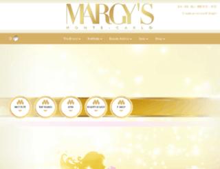 dev.margys.com screenshot