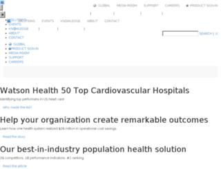 dev.micromedex.com screenshot