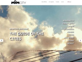 dev.mimcity.com screenshot