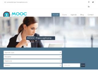 dev.mooc-francophone.com screenshot