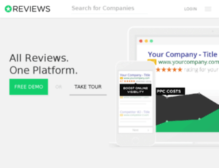 dev.reviews.co.uk screenshot