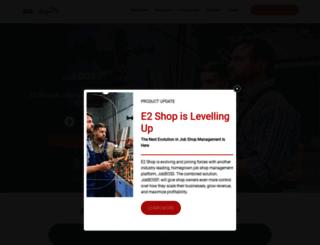 dev.shoptech.com screenshot