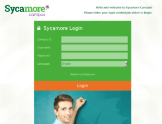 dev.sycamoreeducation.com screenshot