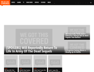 dev.wegotthiscovered.com screenshot