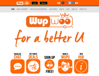 dev.wupwoo.com screenshot