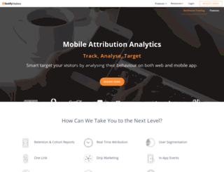 dev1.analyticsmobi.com screenshot