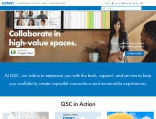 dev1.qsccinema.com screenshot