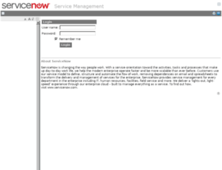 dev11015.service-now.com screenshot