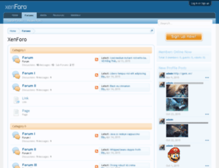 dev2.brivium.com screenshot