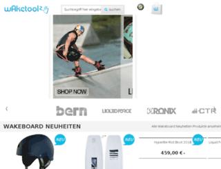 dev2.waketoolz.de screenshot