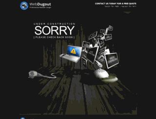 dev591.webdugout.com screenshot