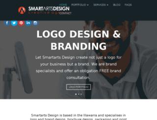 dev8.smartartsdesign.com.au screenshot