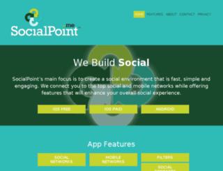 devapiv3.socialpoint.me screenshot