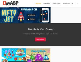 devasp.com screenshot