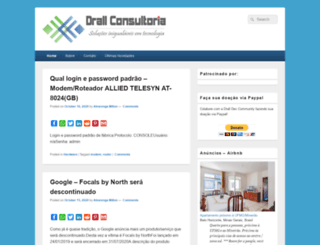 devblog.drall.com.br screenshot