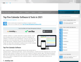 devblog.famundo.com screenshot