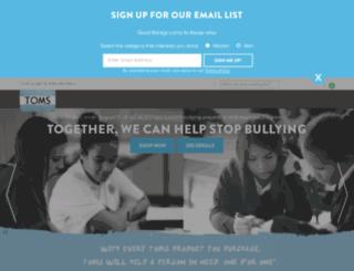 devel2.toms.com screenshot
