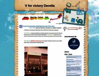 devella.blogspot.com screenshot