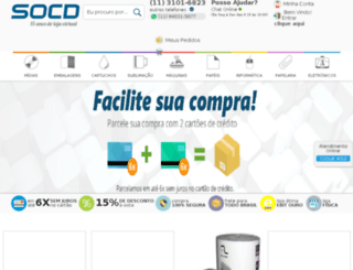 develop-socd.vtexcommerce.com.br screenshot