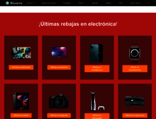 developers.blusens.com screenshot