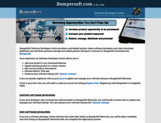 developers.bumpersoft.com screenshot