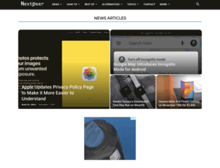 developers.nextpeer.com screenshot