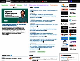 developers.org.ua screenshot