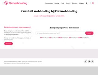 developerscorner.nl screenshot