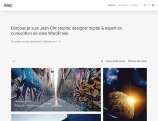 developpeur-wordpress.com screenshot