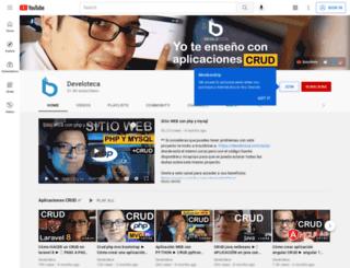 develoteca.com screenshot