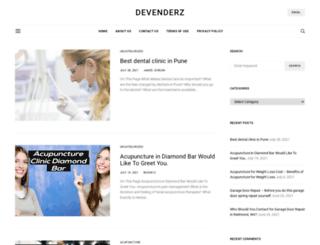 devenderz.com screenshot