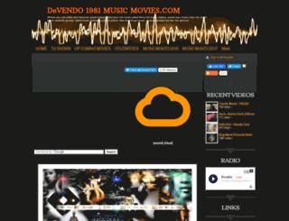 devendo1981musicmovies.com screenshot