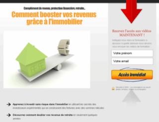 devenezproprietaire.tv screenshot